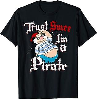 Disney Peter Pan Trust SMEE I`m A Pirate Salute T-Shirt T-Shirt