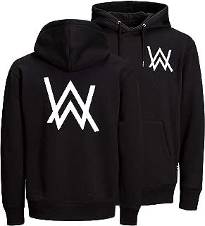 ABSOLUTE DEFENSE Alan Walker Hoodie for Men Back Print Side Women Casual Sweatshirt Regular fit Winter Jacket Boy Girl Hoodie