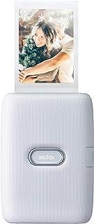 Fujifilm Instax Mini Link - Impresora para Smartphone, Color Blanco Ceniza