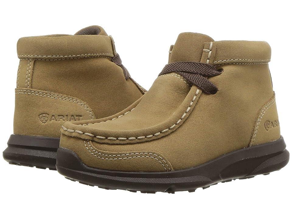 Ariat Kids Spitfire (Toddler/Little Kid/Big Kid) (Coyote) Cowboy Boots