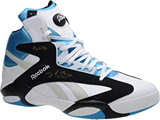 Shaquille O'Neal Autographed Reebok Blue/White Size 22 Sneaker with