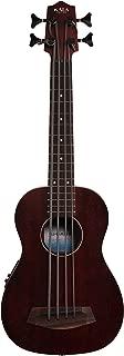 Kala Rumbler U-Bass Fretted Acoustic Electric Portable Bass Ukulele