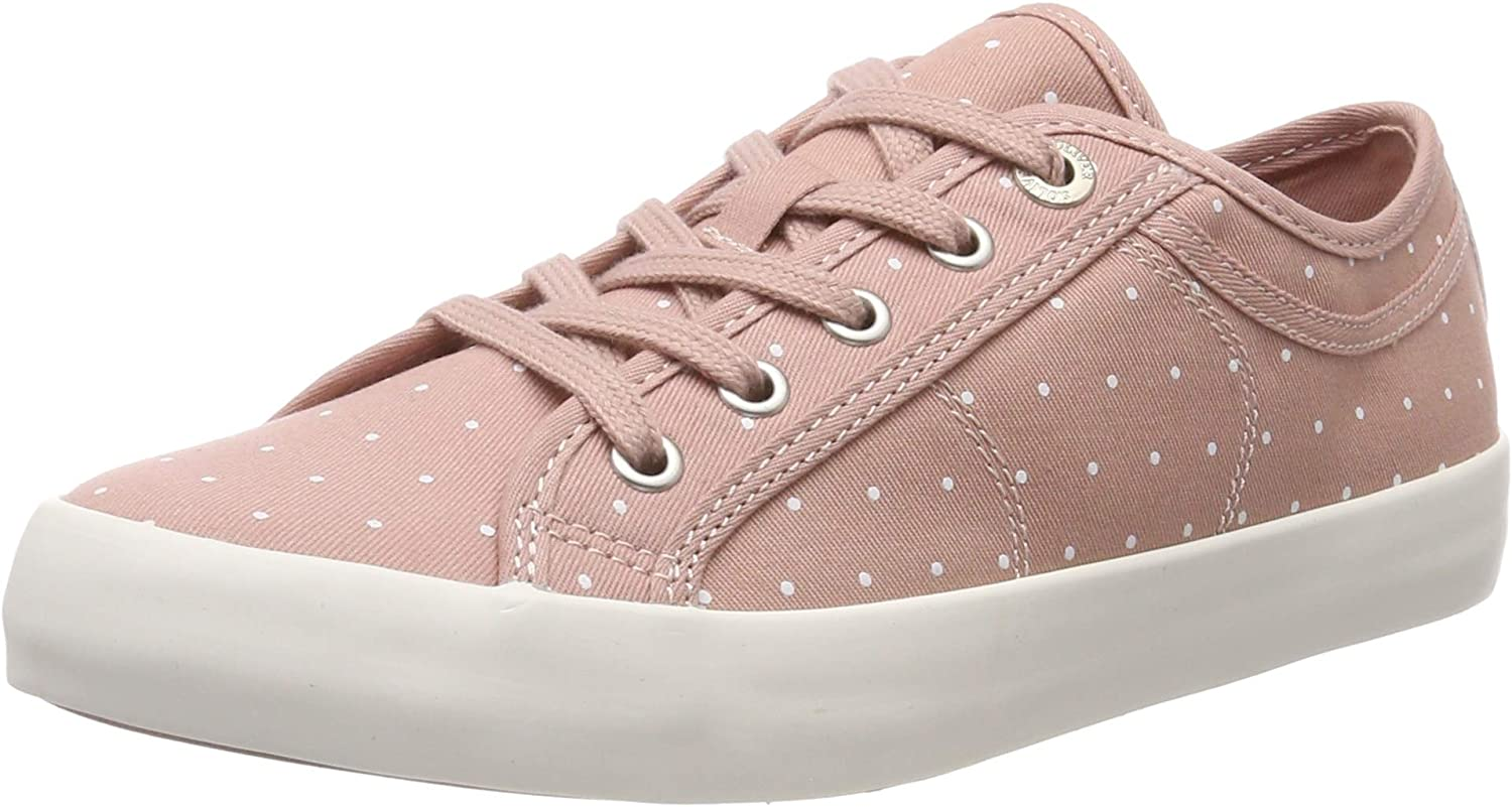 S.Oliver Women's 5-5-23644-22 554 Low-Top Sneakers