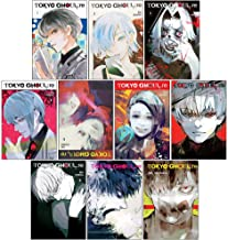 Tokyo Ghoul vol (1-10) Sui Ishida 10 Books Collection Set (Tokyo Ghoul: re, Vol. 1,Tokyo Ghoul: re, Vol. 2,Tokyo Ghoul Volume 3,Tokyo Ghoul Volume 4,Tokyo Ghoul Volume 5,Tokyo Ghoul Volume 6)