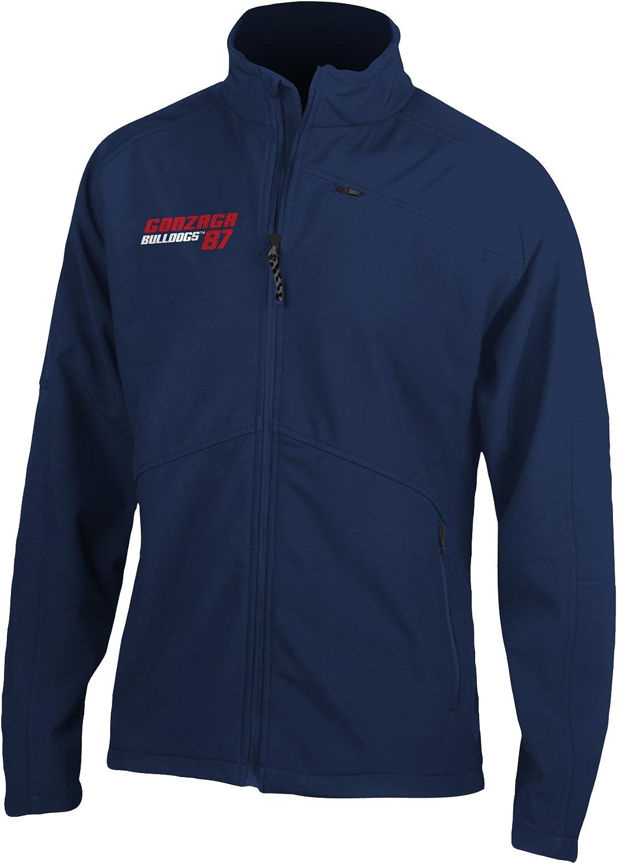 NCAA Gonzaga Bulldogs Summit Soft Shell Jacket