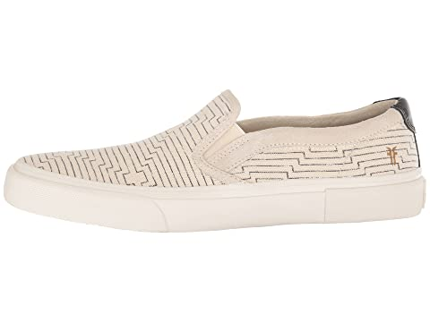 Canvas Canvas Ludlow Frye Slip White Print Off ZnxUBnqCw7