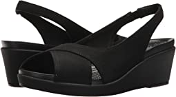 Crocs Leigh Ann Slingback Wedge