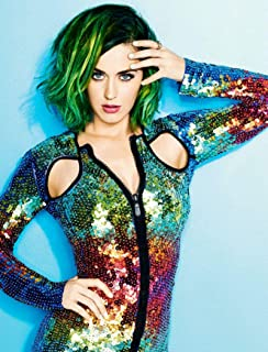 Katy perry elegant poster 12 x 12 inches poster Serene collections