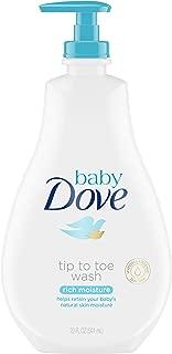 Baby Dove Wash, Rich Moisture, 20 oz