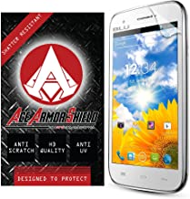 Ace Armor Shield Shatter Resistant Screen Protector for the BLU Studio 5.0 II / Military Grade / High Definition / Maximum Screen Coverage / Supreme Touch Sensitivity /Dry or Wet Easy Installation with free lifetime replacement warranty
