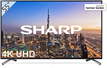 "Sharp LC-55UI8652E - UHD Smart TV Slim de 55"" (resoluci"