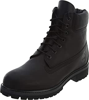 Mens 6 in Premium Black Riptide Galloper Boot - 12 M