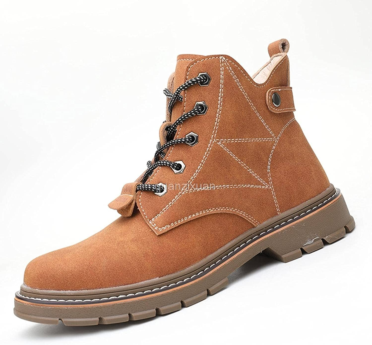 N\C Indestructible Work Safety High material Shoes Men Outdoor Max 49% OFF Steel Toe