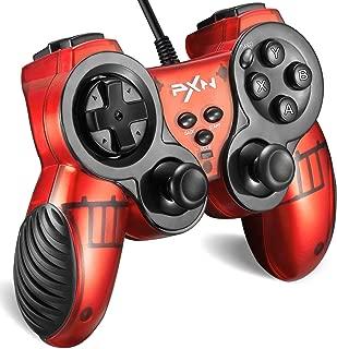 【Steam PS3 PCに対応】 振動連射機能搭載 PS3 有線 コントローラー BEBONCOOL PC コントローラー steam コントローラー ゲームパッド PC PC360 PS3に対応