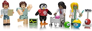 Roblox Celebrity Collection - MeepCity: Meep Hospital Six Figure Pack [Includes Exclusive Virtual Item]