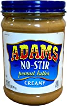 adams brand peanut butter