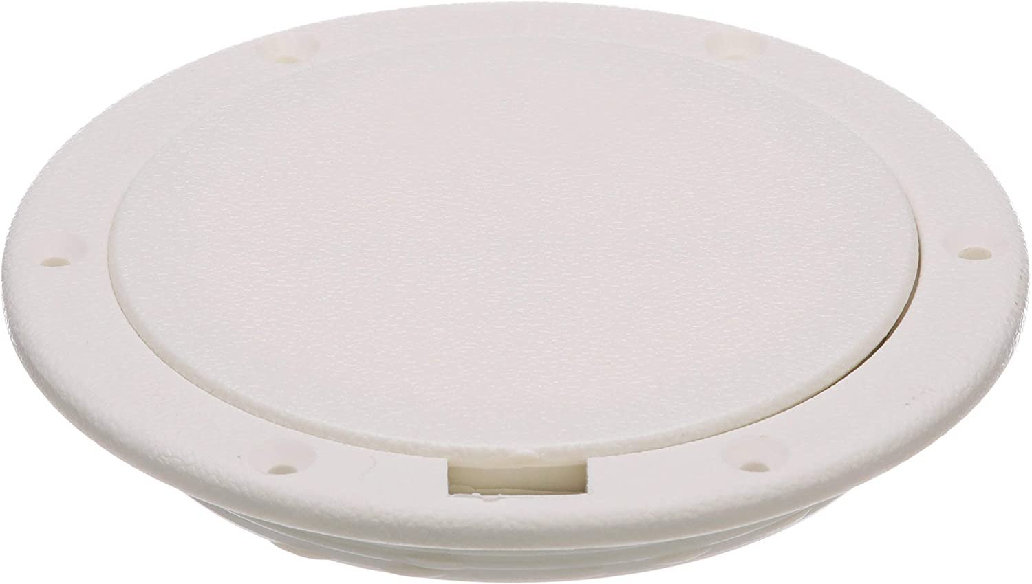 Seachoice 39501 OFFicial Pry-Up Max 70% OFF Deck – White Watertight Plate