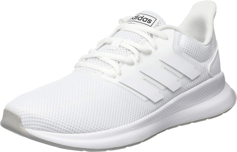 Adidas RUNFALCON K White Unisex Sneakers