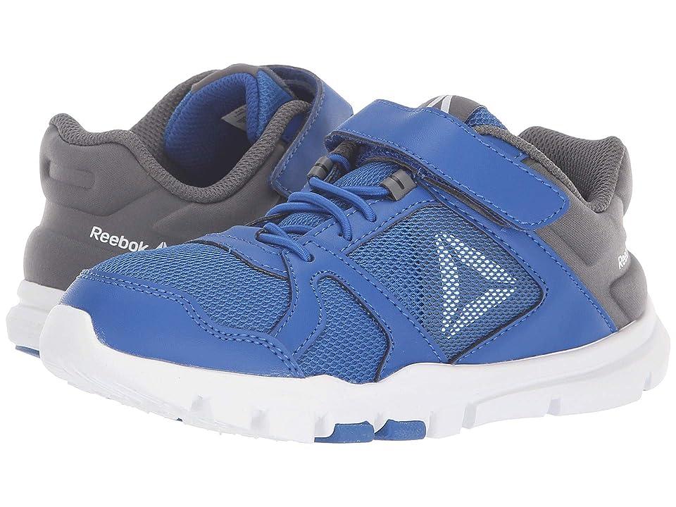 Reebok Kids Yourflex Train 10 Alt (Little Kid) (Blue/Alloy) Boys Shoes