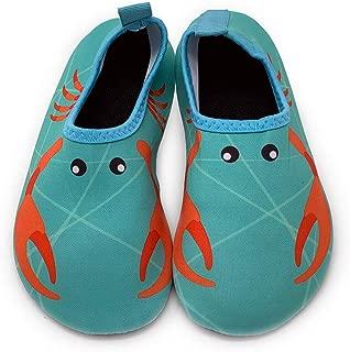 EB Outdoor Kids Water Shoes Girls Boys Toddler Anti Slip Quick Dry Water Socks