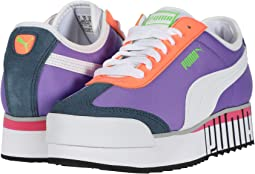 Luminous Purple/Puma White/Dark Denim