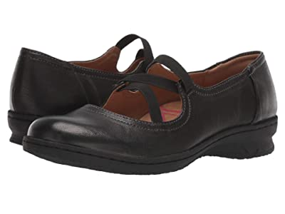 Comfortiva Farmington (Black Oleoso) Women