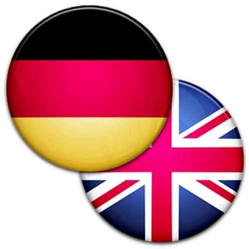 English German Dictionary (Englisch-Deutsch Wörterbuch)