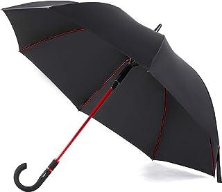 Paraguas a prueba de viento tamaño de viaje paraguas de
