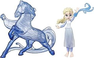 Disney Frozen Elsa Small Doll & The Nokk Figure Inspired by Frozen 2
