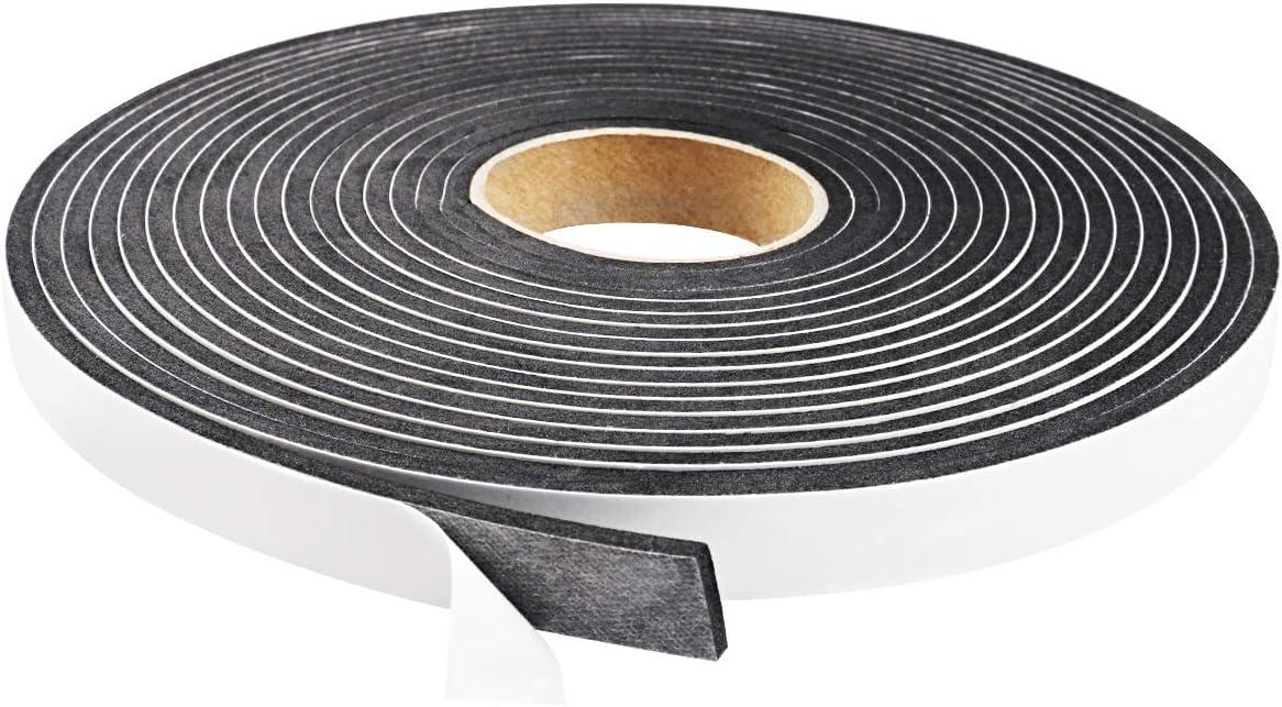 Foam Seal Tape 1 2 Inch Superior Density Max 47% OFF Strip 8 Wide High X