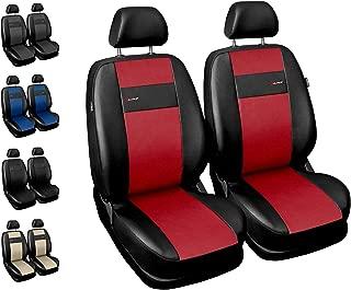 Peugeot 206   Kunstleder Blau Sitzbezüge Schonbezüge Sitzbezug