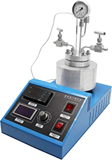 CGOLDENWALL 25ML High Pressure & Temperature Autoclave Reactor with Magnetic Stirrer (Customizable)