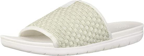 FitFlop Women's Stripknit Slide Sandal