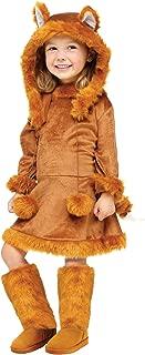 Costumes Baby Girl's Sweet Fox Toddler Costume