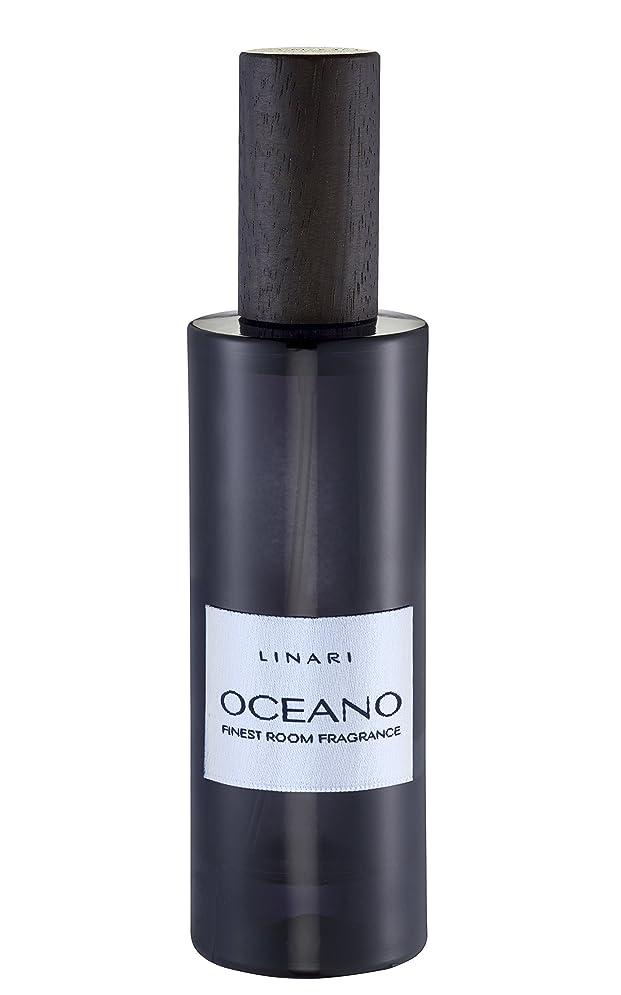 回転クラブモードリンLINARI リナーリ ルームスプレー Room Spray オセアノ OCEANO BLACK AMETHYST LINE