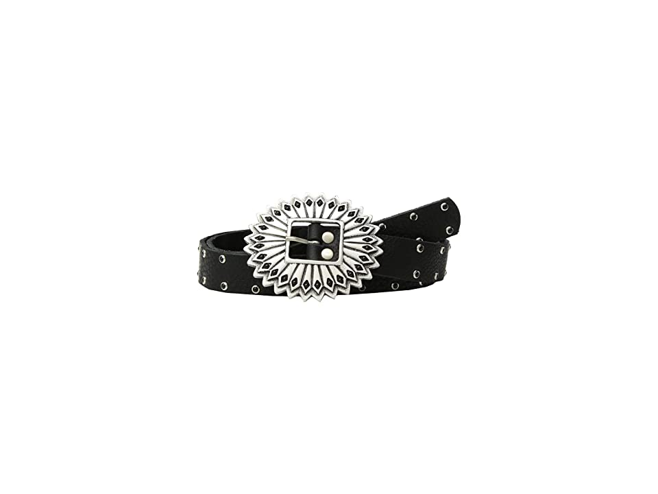Leatherock Sierra Belt (Black) Women