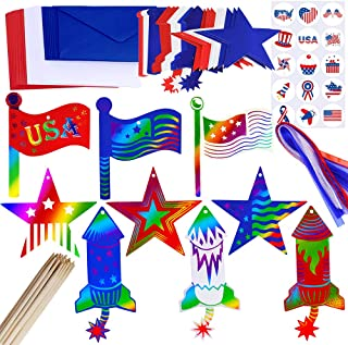 arts and crafts for kids 4th of july