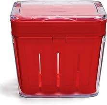 Chef'n 85022 Bramble Berry Basket, Red