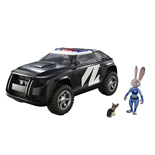 Zootopia Judys Police Cruiser