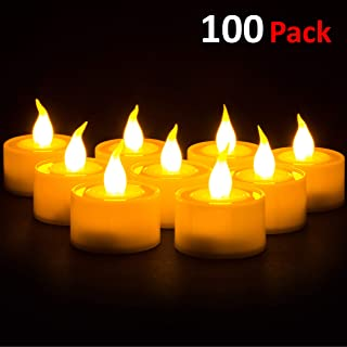 Best mirage flickering flameless candles Reviews
