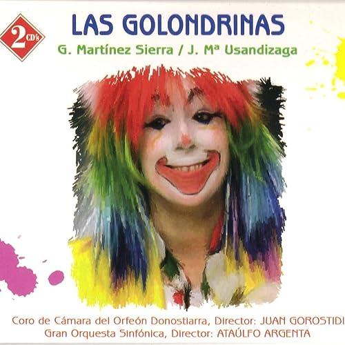 Zarzuela: Las Golondrinas