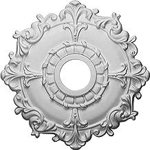 Ekena Millwork CM18RL Riley Ceiling Medallion, 18