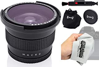 New 0.43x High Definition Wide Angle Conversion Lens for Nikon 1 Nikkor 18.5mm f//1.8