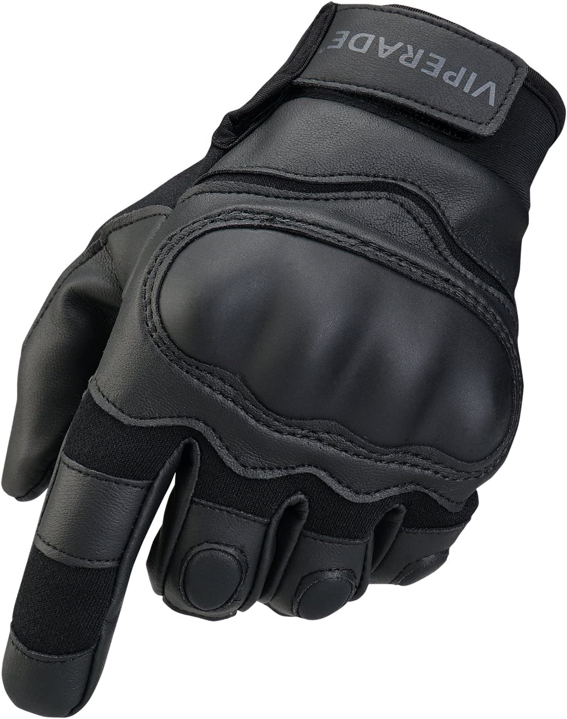 Viperade Mens Tactical Gloves Military Rubber Outdo Hard Knuckle 2021 autumn and winter new New products world's highest quality popular