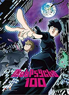 Mob Psycho 100 86804 Wall Scroll, Poster, Multi-Colored