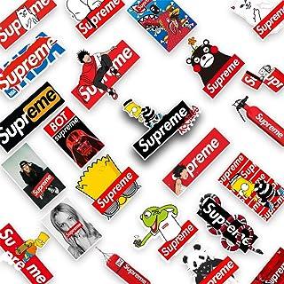 Tinyuet Stickers Pack, 50Pcs-Refrigerator Stickers, PVC Waterproof Stickers, Car Stickers, Computers, Gifts, Phone, Kids Gifts