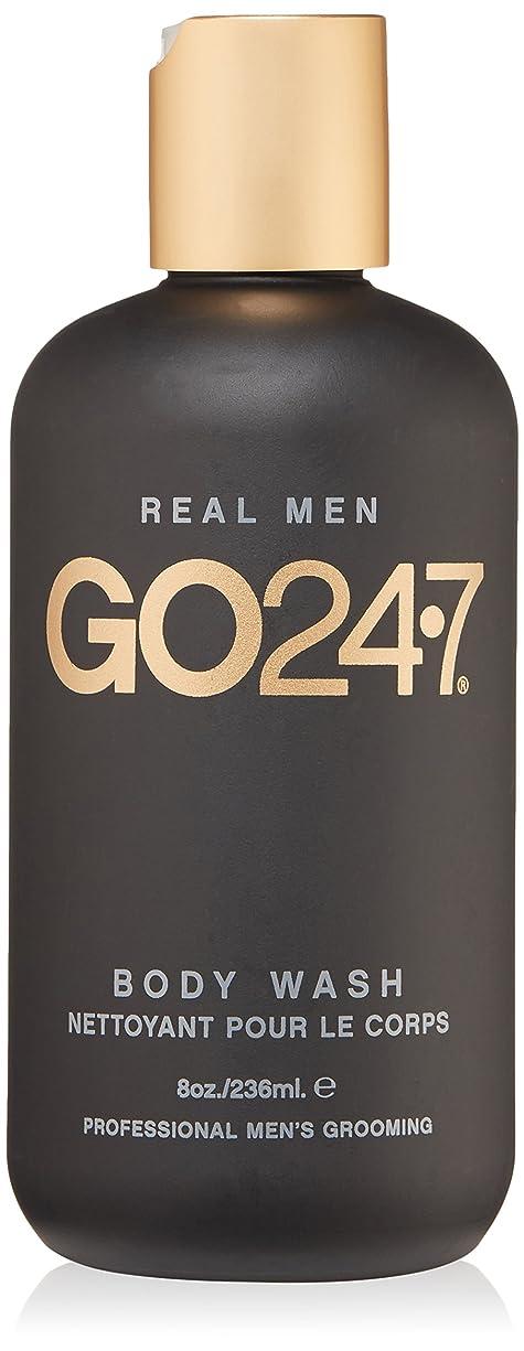 相対サイズ蒸発する追記GO247 ボディー ウォッシュ 227g(8オンス) 227g(8オンス)