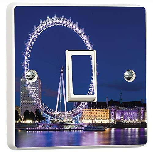 London Bridge United Kingdom Britain Light Switch Covers Home Decor Outlet