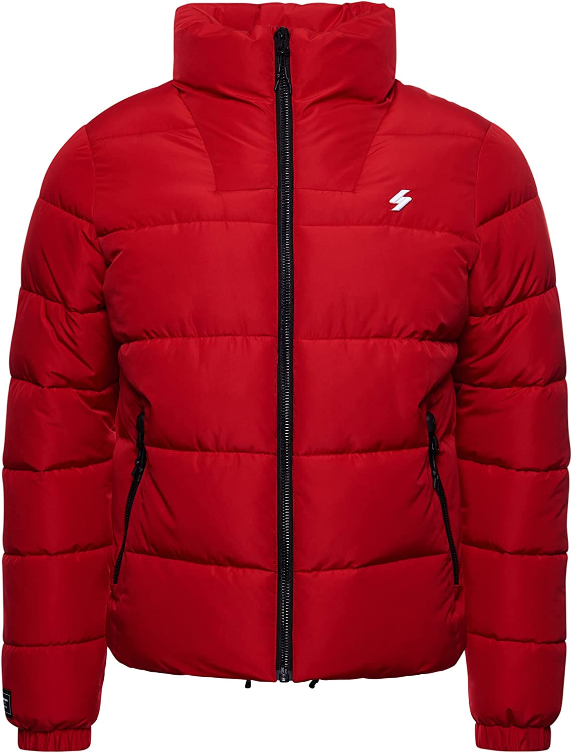 Superdry Non Hooded Sports Puffer Jacket