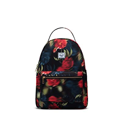 Herschel Supply Co. Nova Mid-Volume (Blurry Roses) Backpack Bags